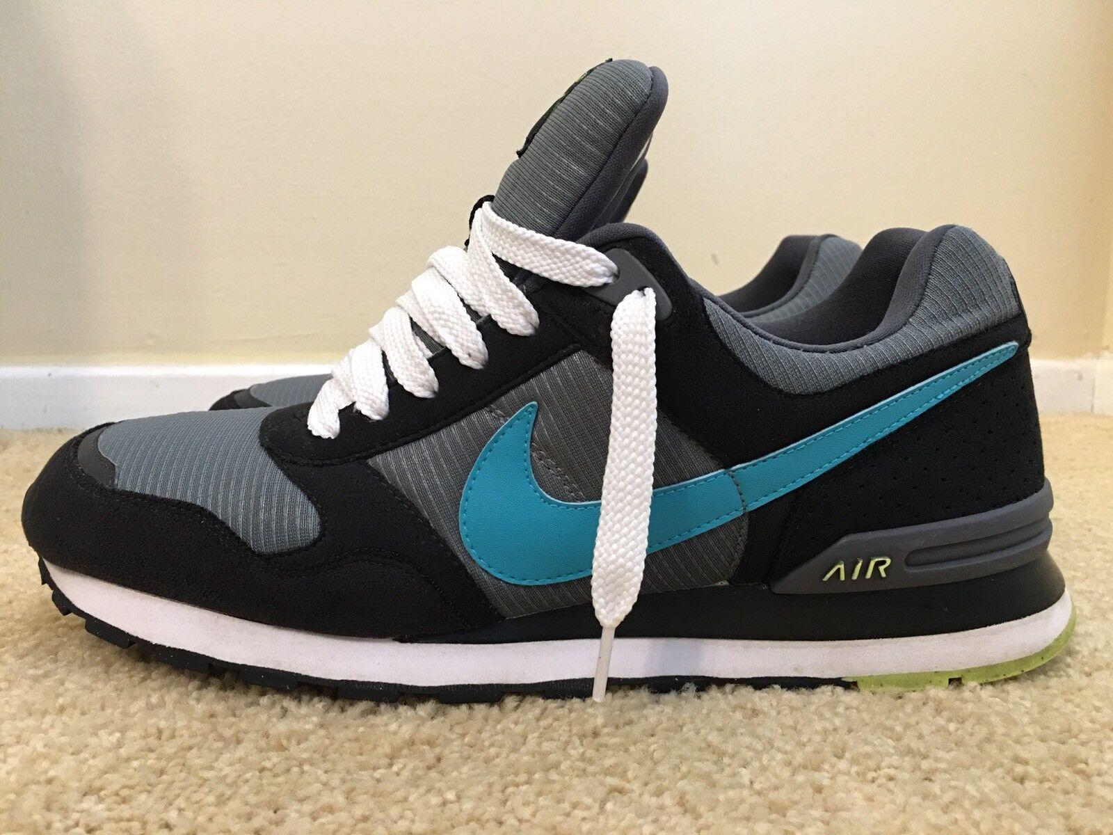 Nike MS78 le, de 386156-016, para hombres hombres hombres zapatos para correr, gris oscuro/Aqua marine, tamaño 12 1c5a0e