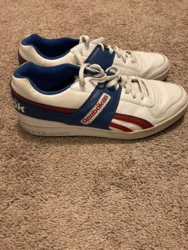 Retro Reebok Basketball Shoes, Mens 12