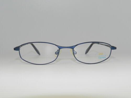 New 100% Authentic Scandinavian Frames FIGO Blue Eyeglass Frames