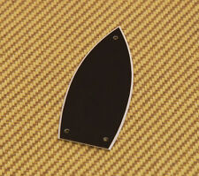 TRC-B Black Bullet Universal Guitar Truss Rod Cover