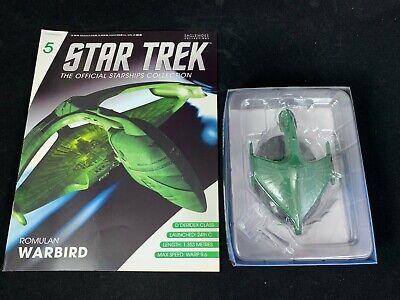 Star Trek Starships Collection #5 Romulan Warbird