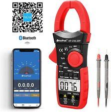 Clamp Meter Digital Multimeter Dc Current 6000 Counts Acdc Volt 1000a Truerms
