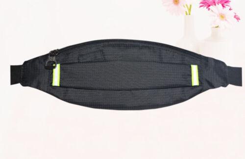Travel Sports Runner Jog Fitness Waist Phone Iphone 7 X Plus Bum Pouch Bag Belt