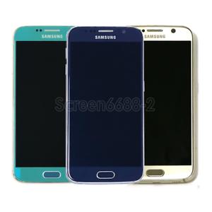 Samsung-Galaxy-S6-SM-G920F-32-Go-Debloque-Smartphone-Android-toutes-les-couleurs-Excellent