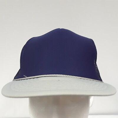 Nissin Cap Hat Baseball Navy Blue sn205