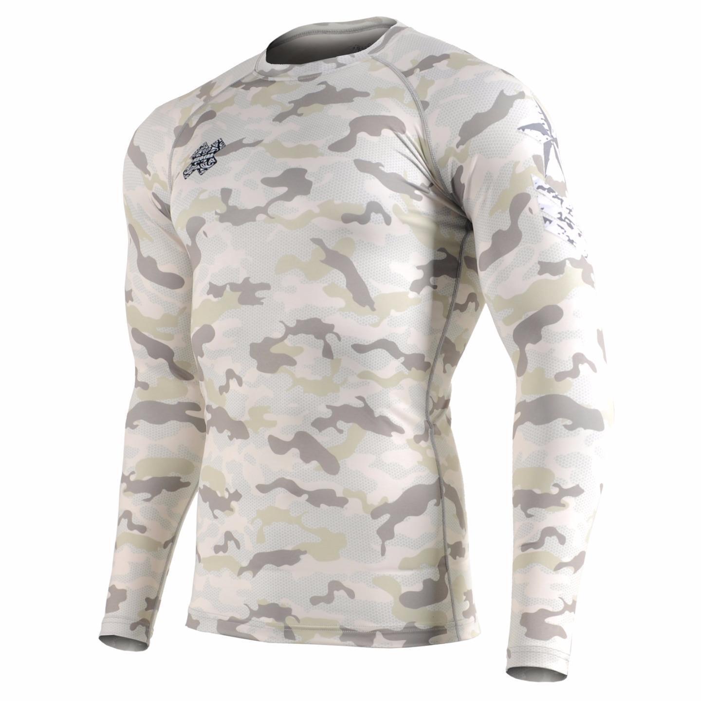 FIXGEAR CFL-M1Y Compression Base Layer Shirt Sportswear Bodybuilding Workout GYM