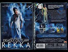 Deadly Outlaw - Rekka (Brand New DVD, 2004)