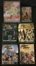 STARSHIP TROOPERS The Roleplaying Game Book Lot of 6 D20 OGL Box Set HC SW NEW!!