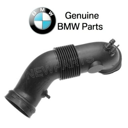 For BMW E53 X5 4.4i 2000-03 Intake Boot Air Mass Sensor to Throttle Housing OES