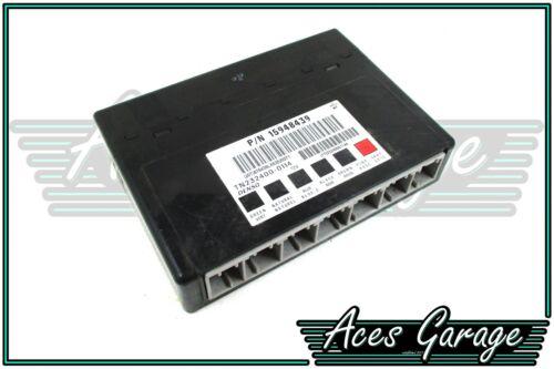 "Aces HSV /"" RED /"" Body Control Module BCM VE Senator Sedan TN232400-0114"