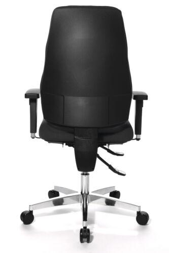 Bürostuhl Drehstuhl Schreibtisch Sessel Topstar P91 Point P 91 schwarz  B-Ware