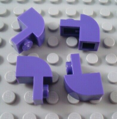 Dark Purple *NEW* Lego Medium Lilac 1x4 Bricks Lot Of 20-6185995