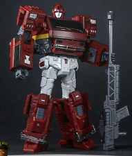 New Transformers TFC OldTime OS-01 Ironwill Veterans Series mp Scale Iron Stock