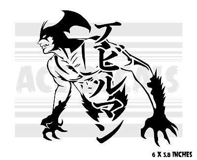 Street Fighter Cammy White Killer Bee Sticker Decal Vinyl #5 bikini Anime
