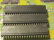 MB88501-395M  HIGH-SPEED CMOS SINGLE CHIP 4-BIT MICROCOMPUTER AKAI Fujitsu 1pcs