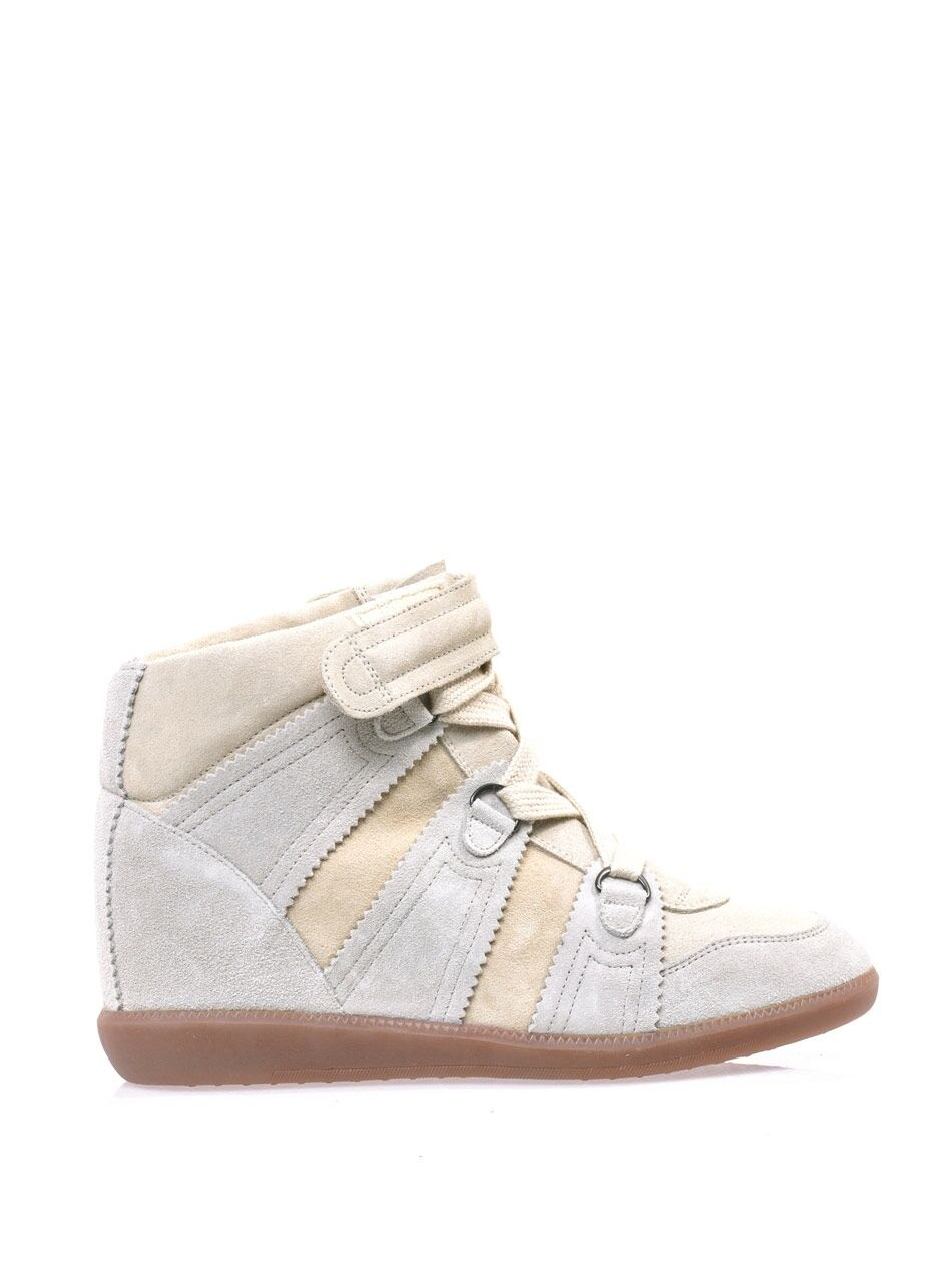Isabel Marant over basket bluebell sneakers, size 41, AUS 9, NWT