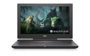 New-Dell-G5-15-6-FHD-i7-8750H-16GB-RAM-256G-PCIe-1TB-HDD-GTX-1050-Ti-HDMI-Win10