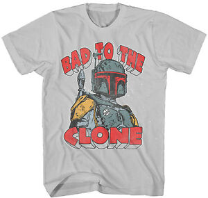 b11f9ebd20 Official Star Wars Bad To The Clone Youth T-Shirt -Darth Vader David ...