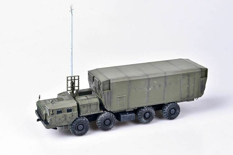 Modelcollect 1 72 Russian S300 Missile System 54K6E  Baikal  Air Defence AS72143