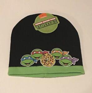f891d91b8 Details about Teenage Mutant Ninja Turtles Knit Hat Beanie TMNT Kids Youth  Boys Winter Hat