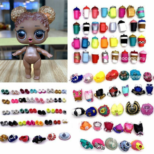 LOL Surprise Doll Big SISTER Sugar Flower Child V.R.Q.T QUEEN toys Collection