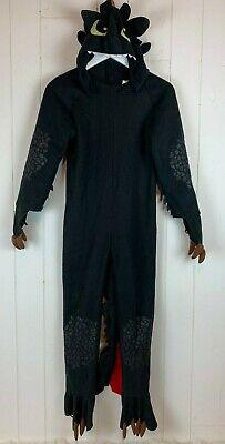 Halloween Costume How Train Dragon 2 Toothless Night Fury 1pc Child Medium Rare Ebay