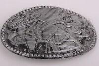 Award Design Medals Men's Old West Style Metal Belt Buckle Vintage 1841
