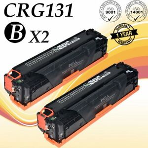 2PK-Black-Toner-Cartridge-6273B001AA-For-Canon-131-imageCLASS-LBP-7110-MF8280-CW