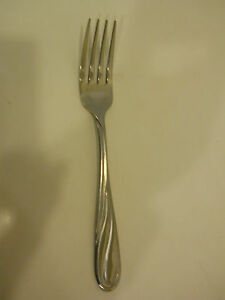 Dinner Fork Edward Don Brand Flatware Chardon Pattern