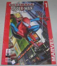 ULTIMATE SPIDER-MAN #1 MAD ENGINE PROMO EDITION (Marvel Comics 2002) RARE (VG+)