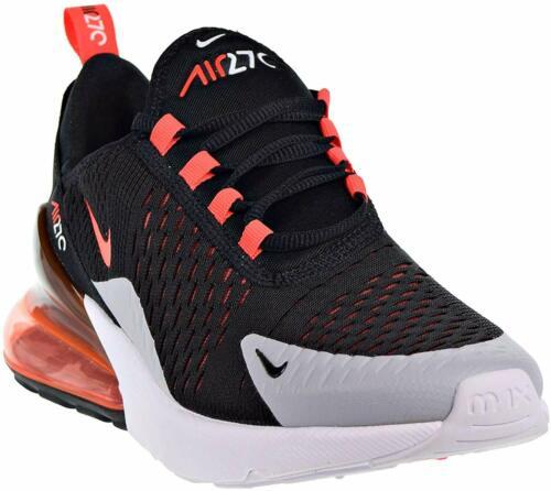 GS Nike Air Max 270 Black//Bright Crimson BV1246 015