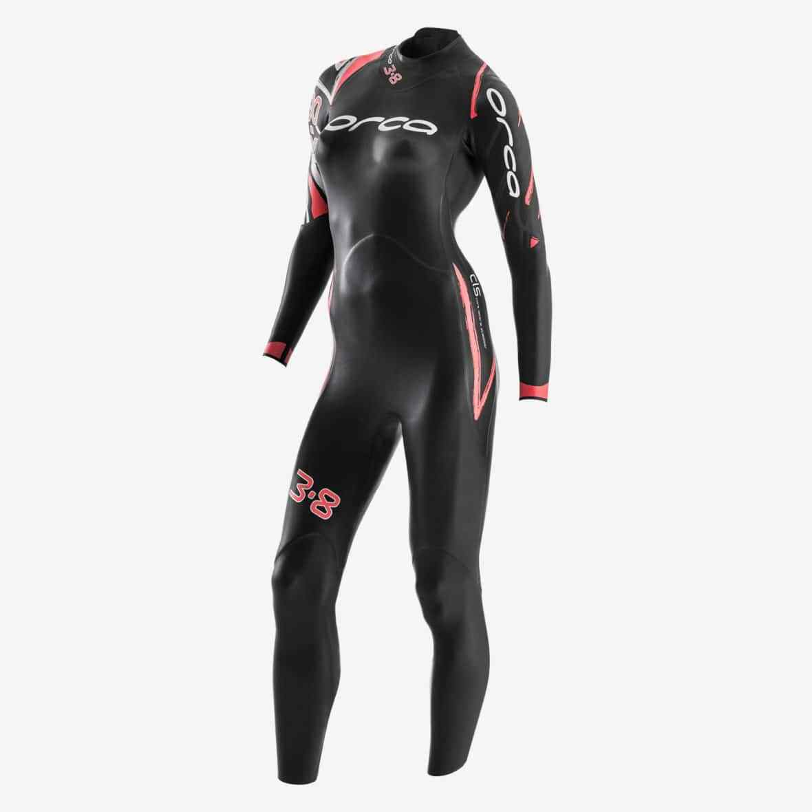 100 Off Brand New 2018 Orca 3.8 Women's Triathlon Wetsuit