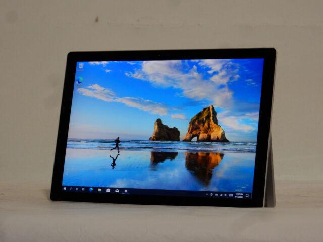 "Microsoft Surface Pro 4 12.3"" 2.20GHz CORE i7 [6650U] 16GB 256GB SSD WIN10Pro64"