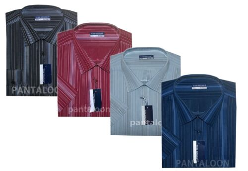 6XL bytom Hagan Formale Camicie 3XL 555-mens King Size a Righe Manica Corta Casual