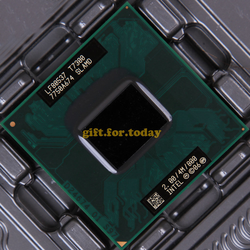 INTEL R CORE TM 2 DUO CPU T7300 DRIVERS FOR WINDOWS 7