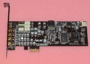 Asus Xonar DX/XD chiarimenti Audio PCIe 2.0, canale 7.1 PCI Express
