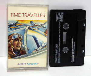 TIME-TRAVELLER-LIGHT-FANTASTIC-COMMODORE-64-MINDSCAPE-DATASSETTE-UK-FR1-65547