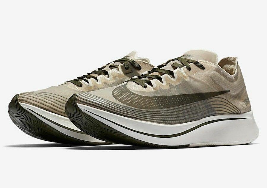 Nike nikelab zoom fliegen sp dunkle dunkle sp loden shanghai männer größe 7 aa3172-300 1686f2