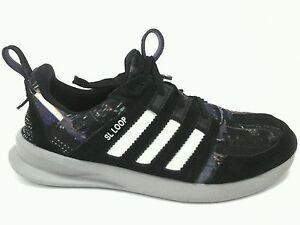 ADIDAS Shoes SL Loop Runner Black Multi Sneakers Womens C77026 US 11 ... 394cb5b887