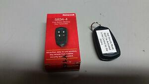 Honeywell-5834-4-Hand-held-Key-Fob-four-button-for-VISTA-Honeywell-panels