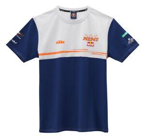 KTM-Kini-Red-Bull-Team-Tee-Blue-White-T-Shirt-RRP-31-08