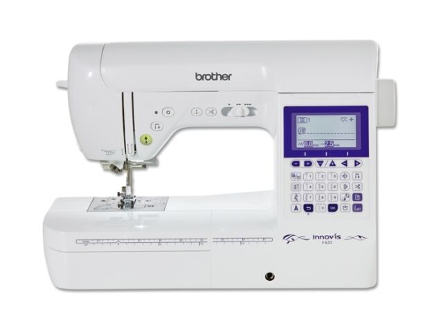 Brother Innovis F40 Computerised Sewing Machine UK Del EBay Impressive Buy Sewing Machine Uk