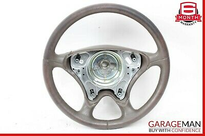 99-02 Mercedes W202 SL500 SLK320 Driver Steering Wheel Airbag Replacement Cover