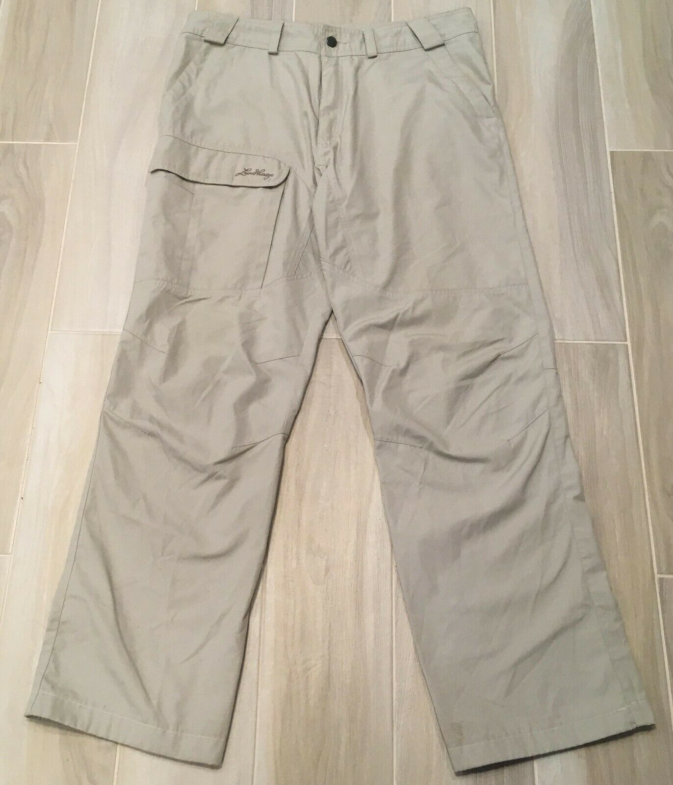 Lundhags Hiking Pants Trekking Trousers Mne's Size EU52