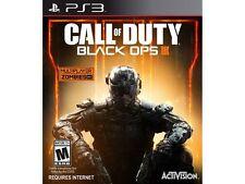 Call OF Duty Black OPS III - PlayStation 3