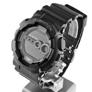 e3afb2960 CASIO G-SHOCK GD-100-1BER Mens Digital Watch gshock GA1001BER *NEW ...