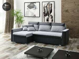Image Is Loading Flavio Left Or Right Corner Sofa Bed 4