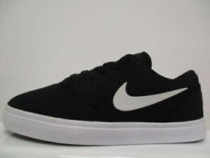 Nike SB Check Canvas Junior Skate Shoes UK 3 US 3.5 EUR 35.5 REF ...