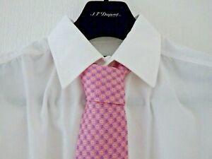 D8-Cravate-S-T-Dupont-soie-neuve-Tie-silk-new-the-best-gift-style-elegant