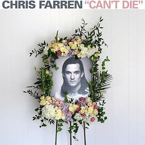 Chris Farren - Can't Die [New CD] Digipack Packaging